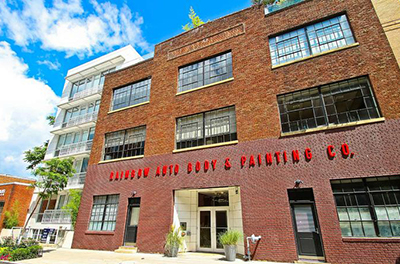 Click to view all sales data at Rainbow Lofts