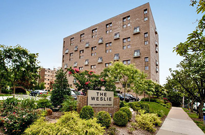 Click to view all sales data at The Weslie