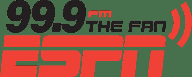 99.9 FM The Fan - ESPN