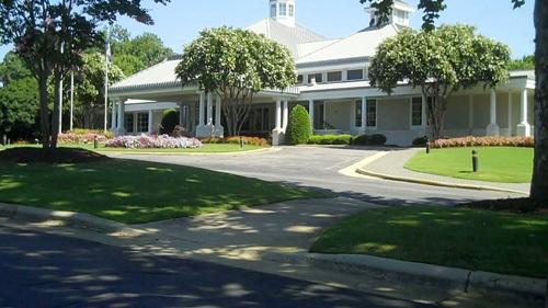 North Ridge Country Club Entrance