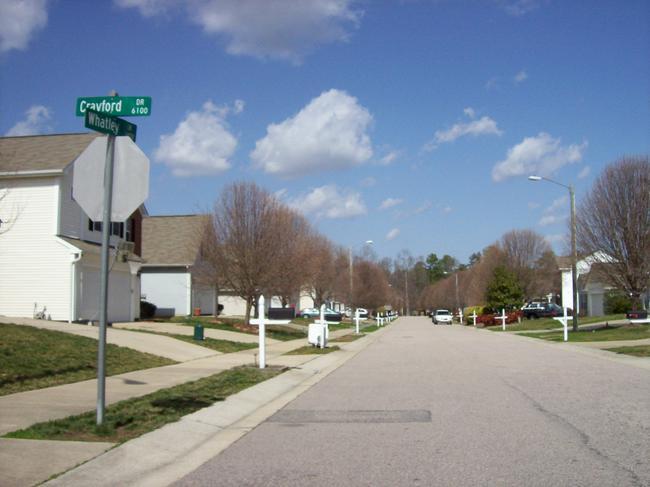 Avington Streetscape 4