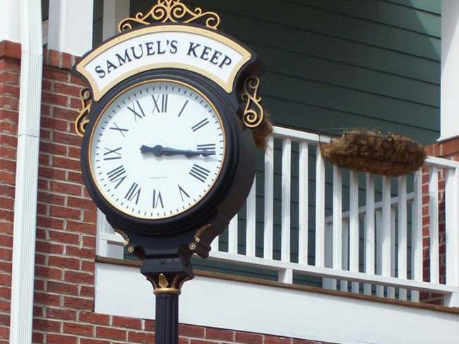 SamuelsKeepClock