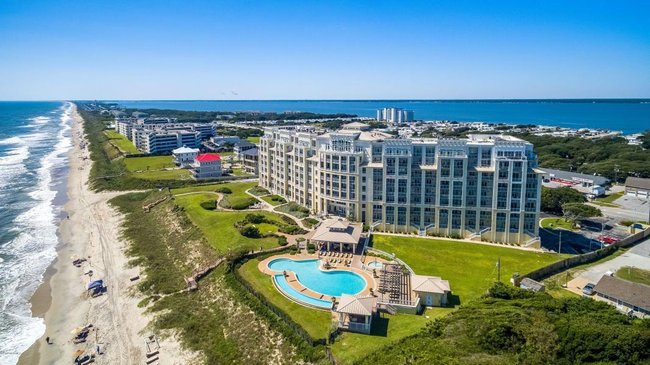 Grand Villas features 86 stunning oceanfront condos in Indian Beach, NC.