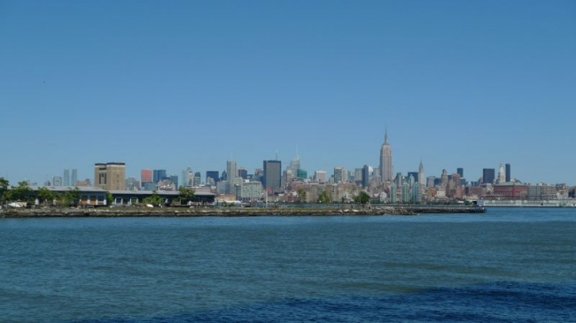 Completely Unobstructed Views at Crystal Point in Jersey City, NJ