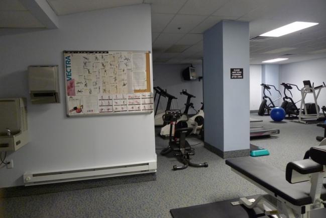 2 Constitution Court Fitness Center in Hoboken, NJ