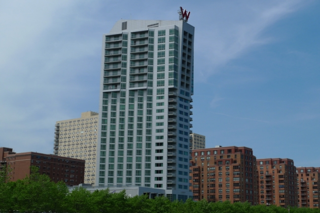 The W Hoboken is a Gorgeous Addition to the Hoboken, NJ Skyline