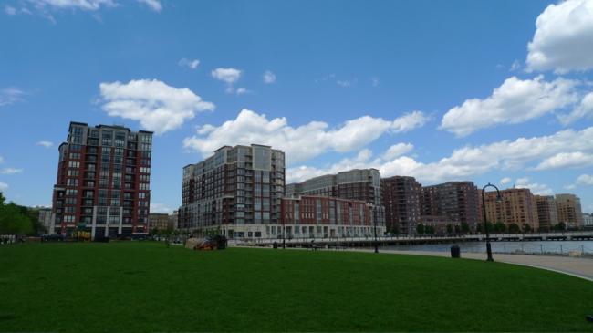 Enjoy the Proximity to the Water in Hoboken, NJ