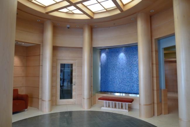 Maxwell Place Atrium in Hoboken, NJ