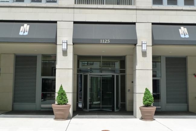 Maxwell Place Entrance in Hoboken, NJ