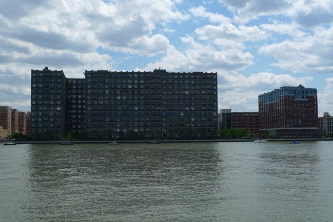 Hoboken, NJ Waterfront at Harborside Lofts