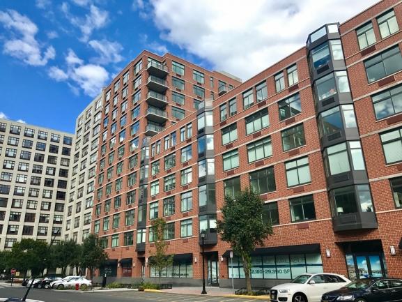 Enjoy the View from 1400 Hudson in Hoboken, NJ