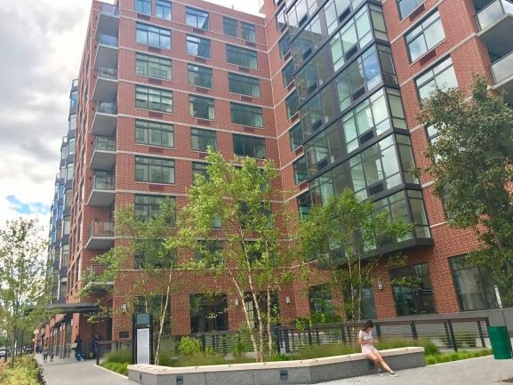 Luxury Amenities in 1400 Hudson in Hoboken