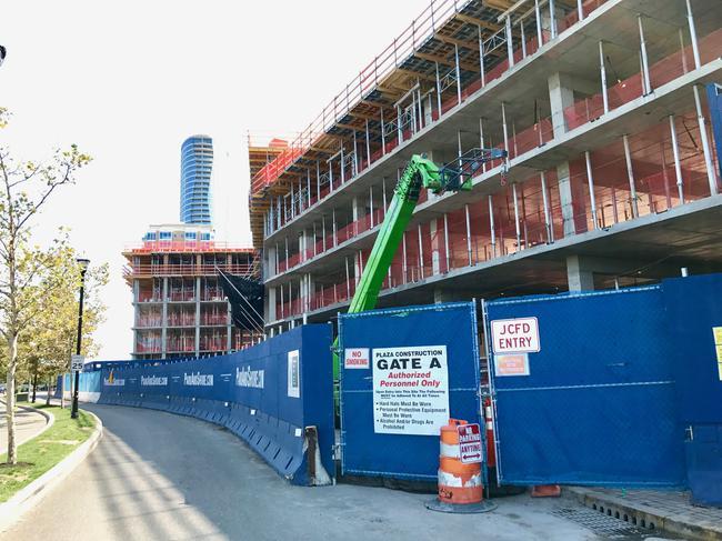 Industrial Loft Design Condos at Park and Shore in Jersey City, NJ