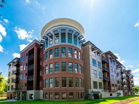 Welcome to Kinglsey Condos in Ann Arbor