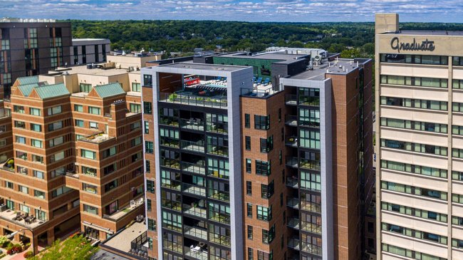 Sloan Plaza condos in Ann Arbor