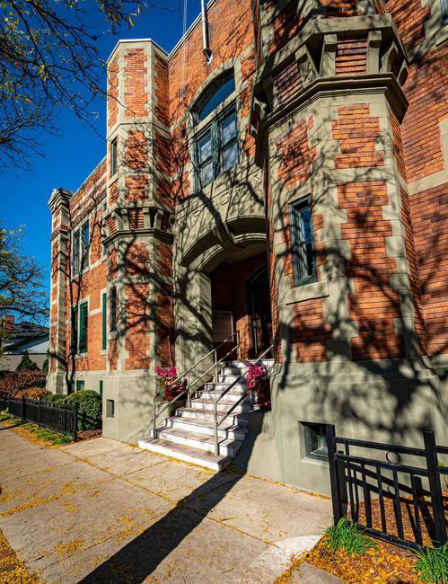 The Armory luxury condos in Ann Arbor