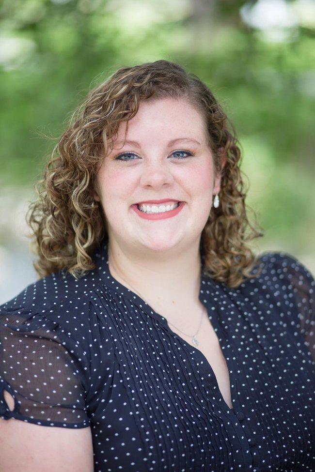 Photo of Katie Zinn,
