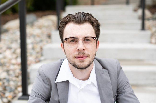 Photo of Jake Krettlin,