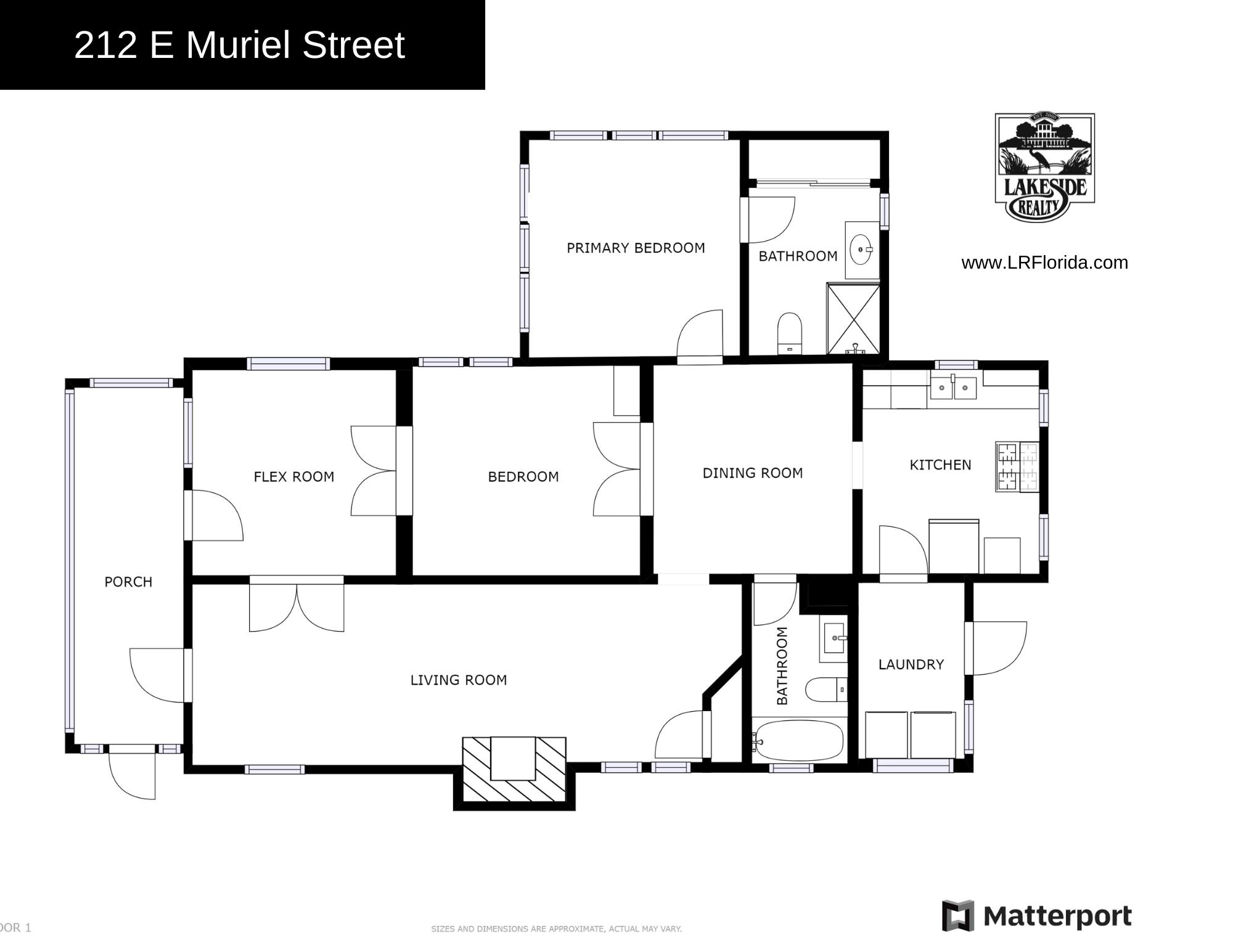 212 E Muriel Street_Floor Plan