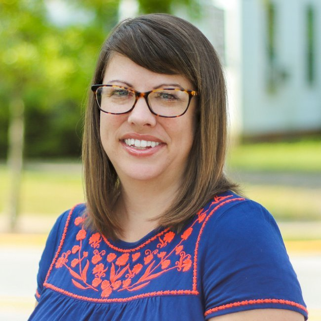 Photo of Amy Freeman