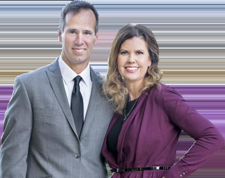 Mark & Jennifer