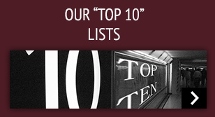Our Top Ten Lists