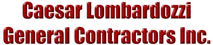 Caesar Lombardozzi General Contractor