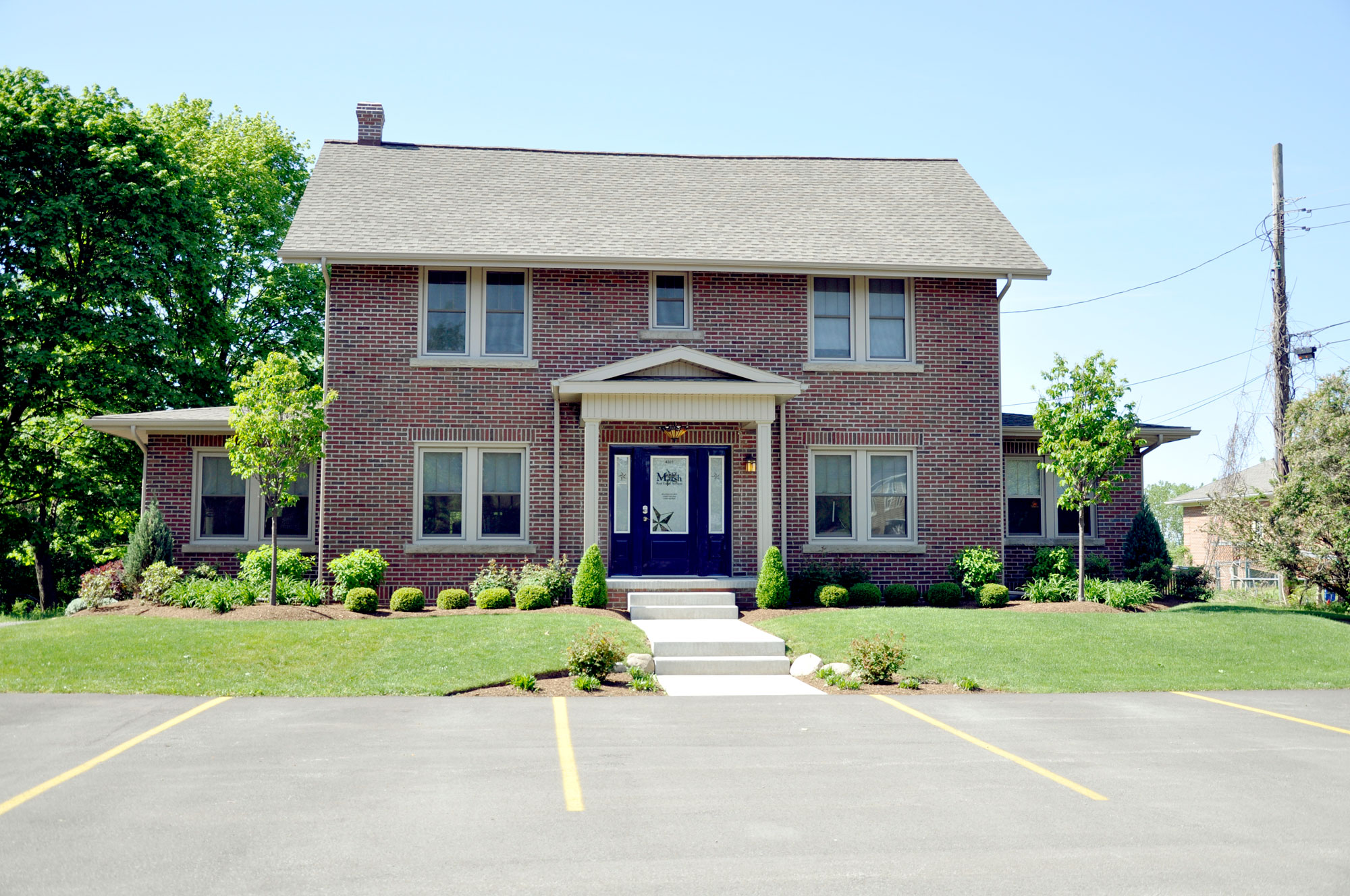 exterior photo of the millcreek office location
