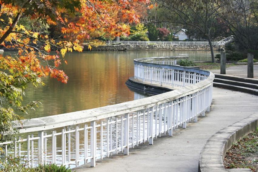 Enjoy beautiful Chapel Hill Parks