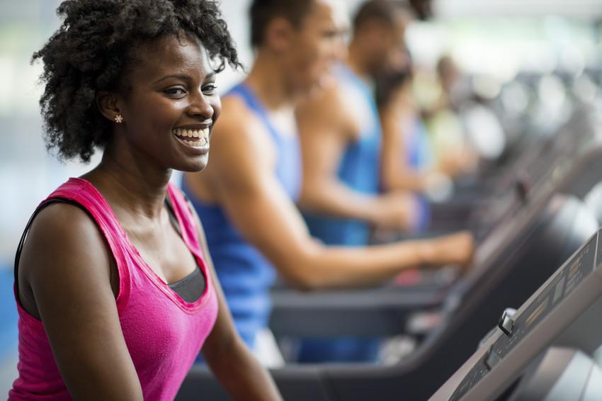 Get active at the Morrisville Aquatics & Fitness Center.