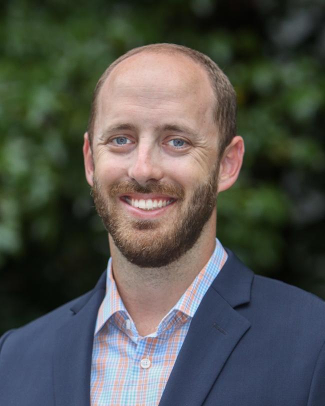 Photo of Stewart Cox,
