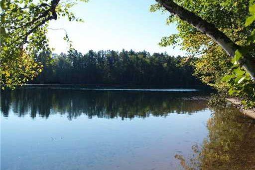 beautiful lakes and streams
