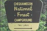 Cheuamegon National Forest Campground