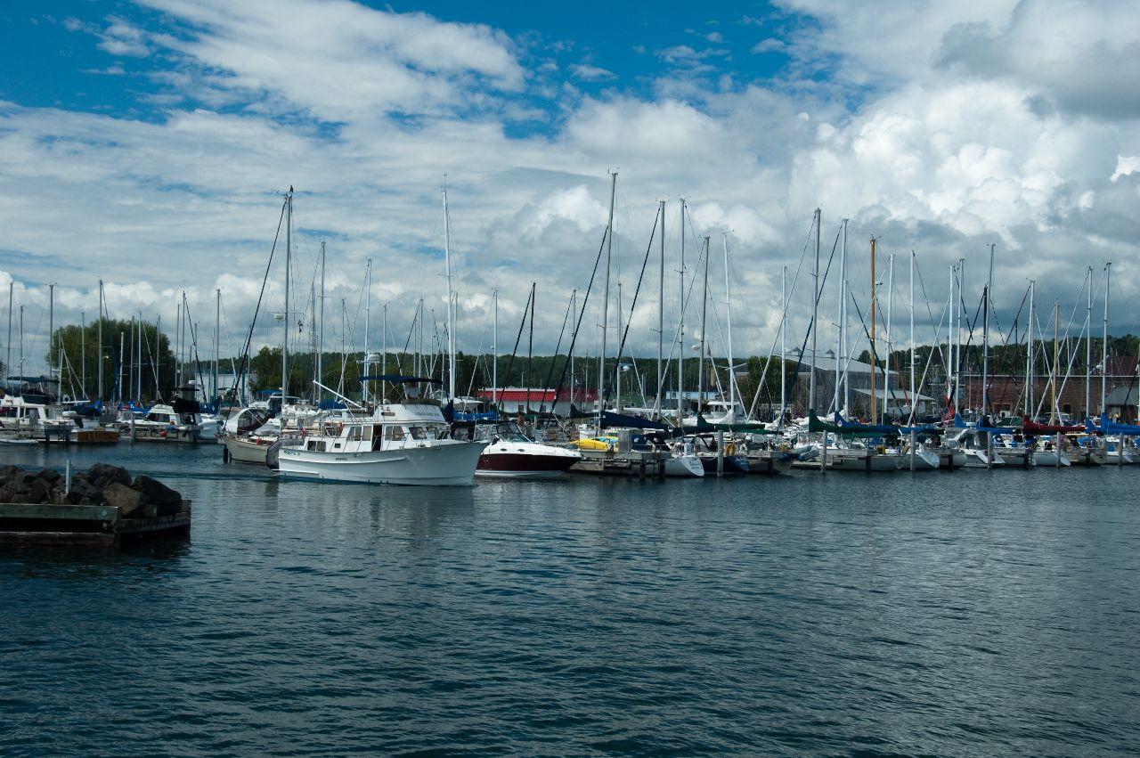 bayfield sailing
