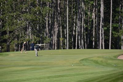 Bayfield golf course