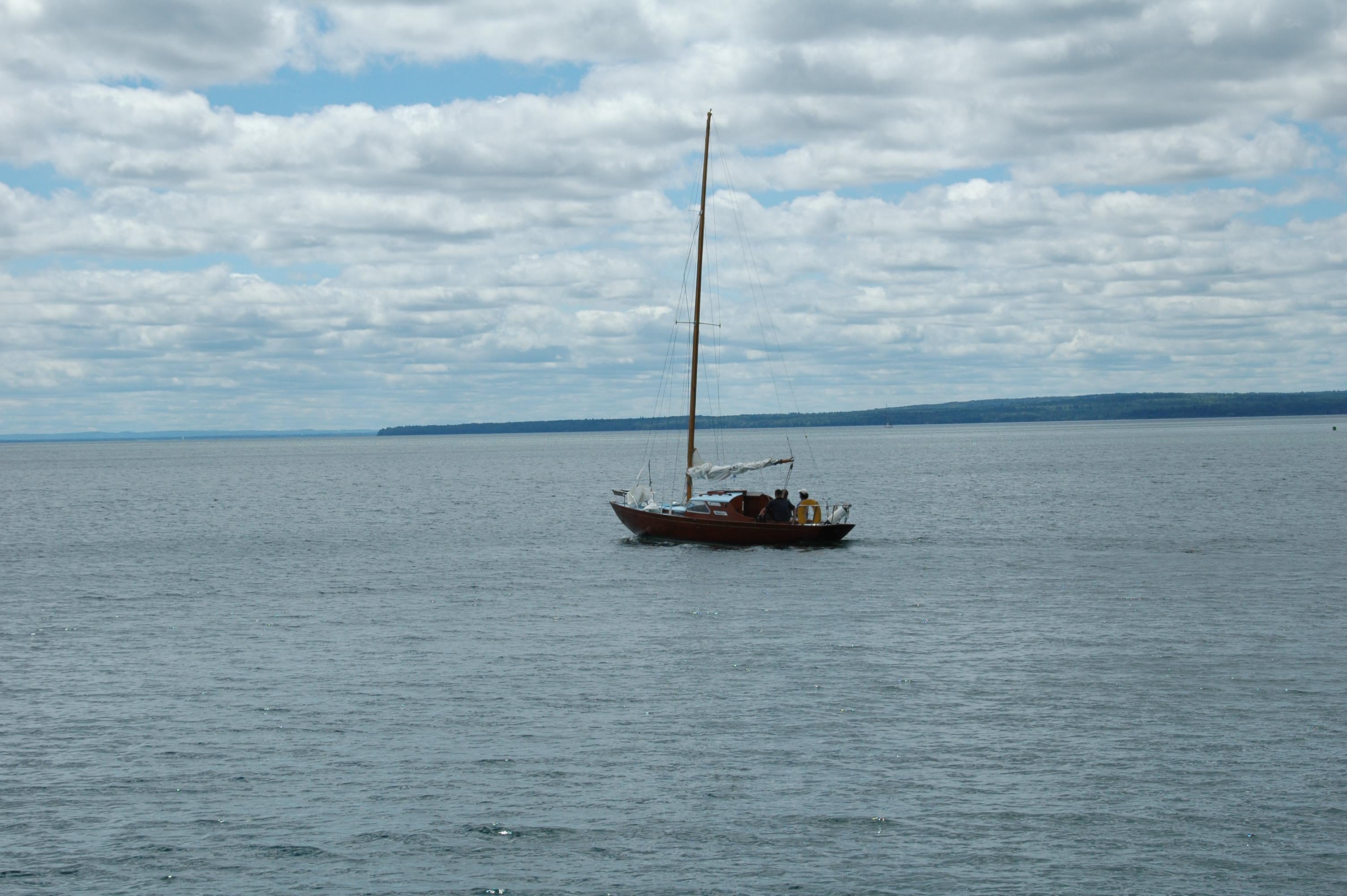 bayfield sailboat