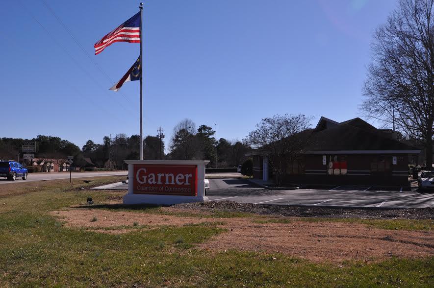 garner's chamber of commerce