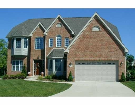 Briar Hill styles of homes