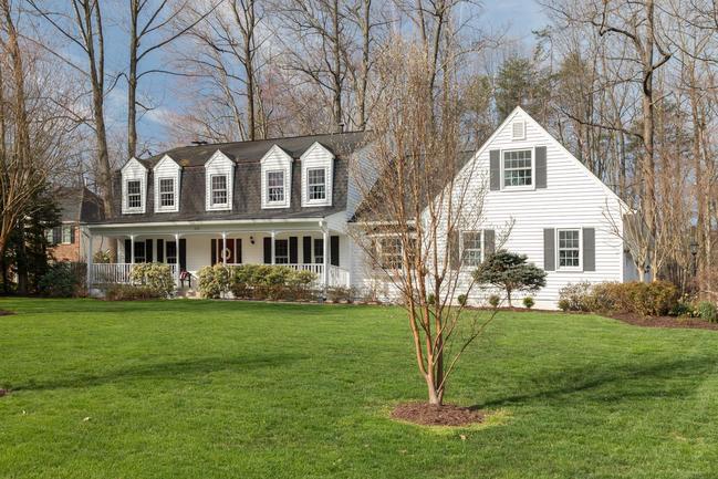 Stunning home in prestigious South Run neighborhood