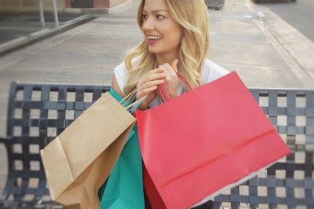 shopping in olney