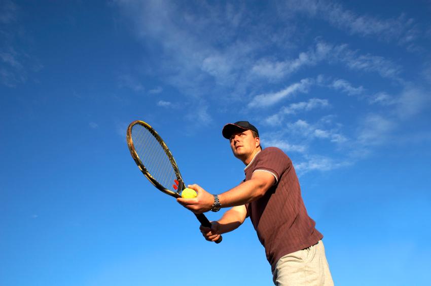 neighborhood tennis courts