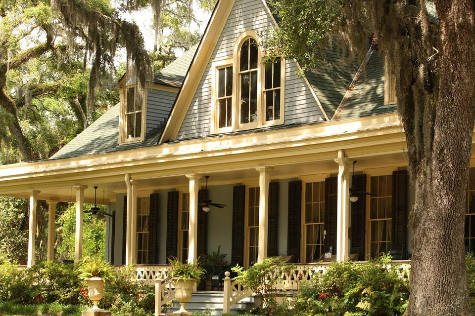 beautiful southern home