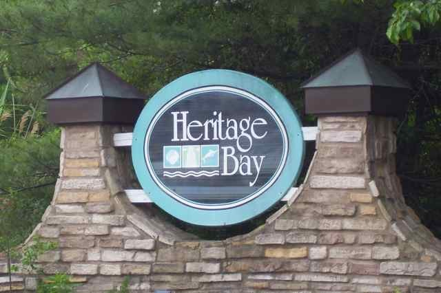 Heritage Bay Entrance
