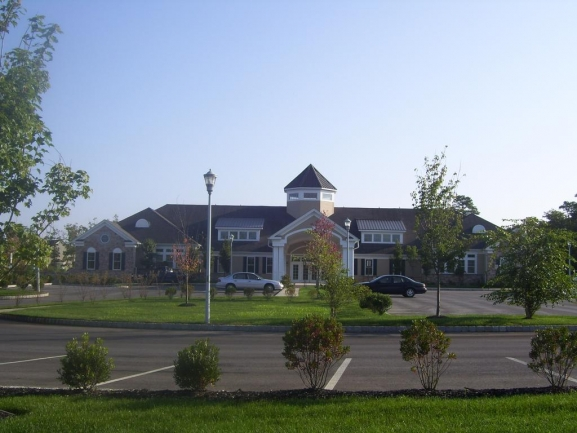 Heritage Point Clubhouse