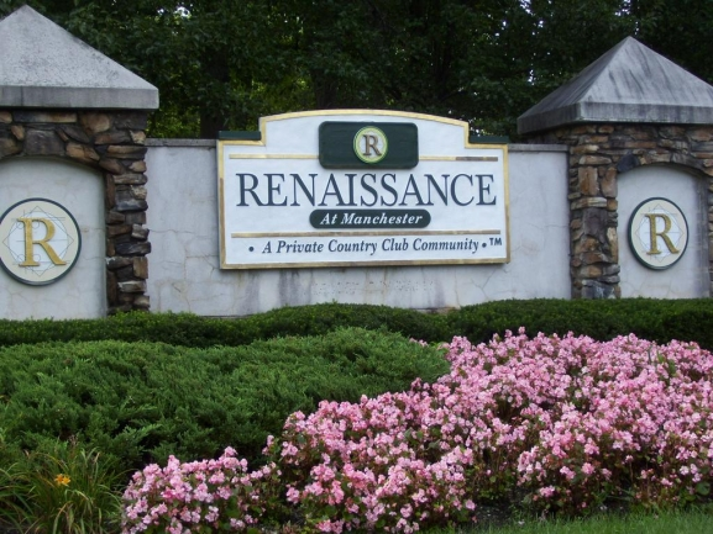Renaissance Entrance