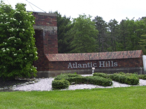 Atlantic Hills Entrance