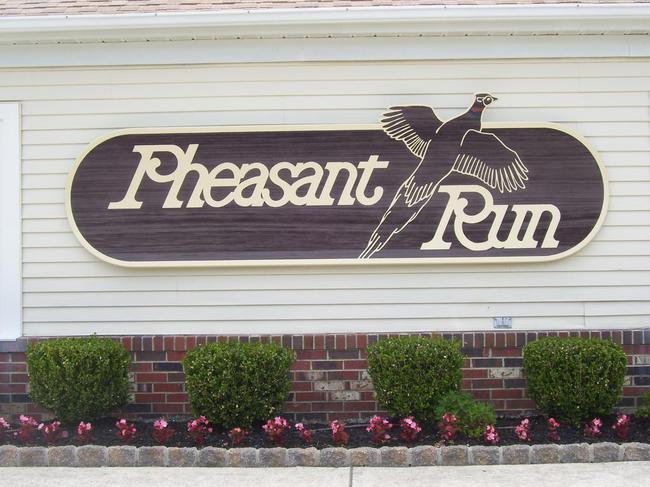 Pheasant Run Entrance