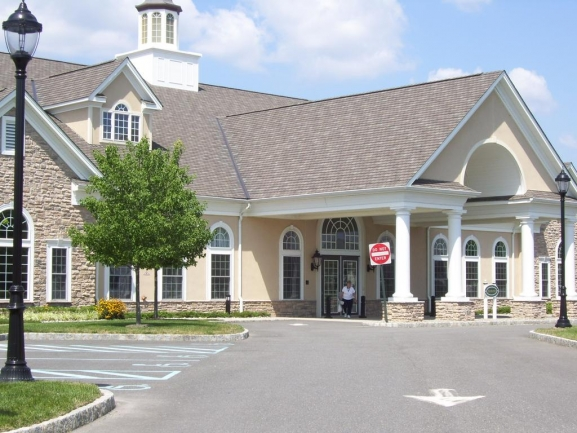 South Knolls Clubhouse