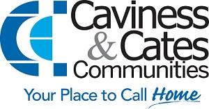 caviness & cates communities image logo