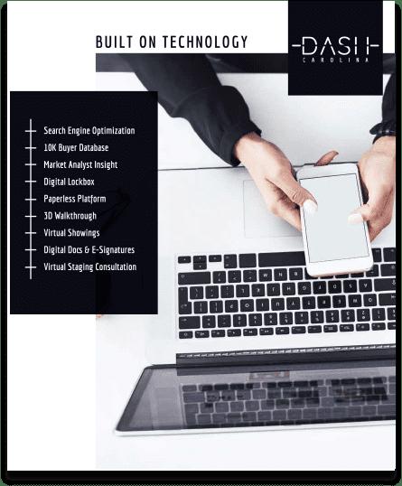 technology flyer